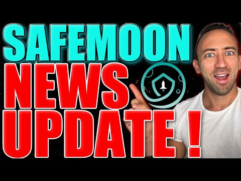 Safemoon News ALERT! PRICE CLIMBS HIGHER!