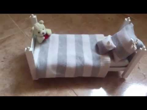 Comment faire un lit pour pullip ou poup e youtube - Comment rehausser un lit ...