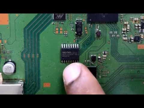 سحب برمجة ملف النور للبلايستيشن 4 PS4 NOR Dump By ALZAABI