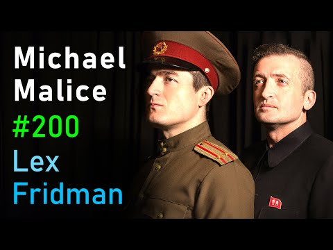 Michael Malice: Totalitarianism and Anarchy   Lex Fridman Podcast #200