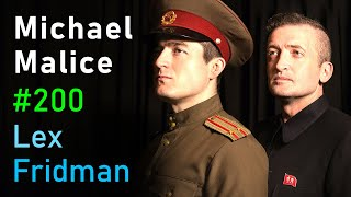 Michael Malice: Totalitarianism and Anarchy | Lex Fridman Podcast #200