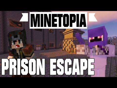 ONTSNAPPEN UIT DE PRISON MET MYRDARA?! PRISON ESCAPE LIVE!