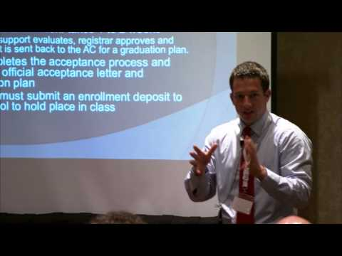 Flattening the Funnel - Streamlining Student Enrollment