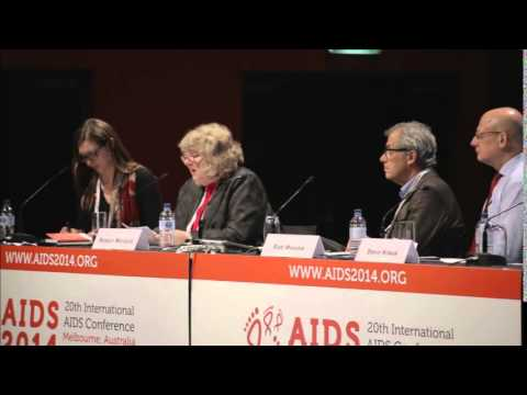 Meet the Experts Panel AIDS 2014: THE RECIPE FOR EFFECTIVE PUBLIC HEALTH
