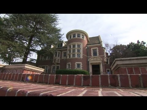 For Sale: American Horror's 'haunted' Home