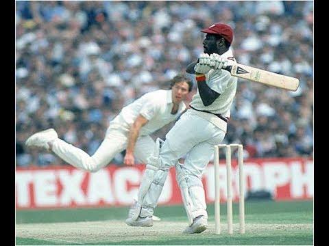 Viv Richards - Hitting Across The Line (1991)