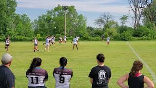 Cleveland Rugby Coaltion vs Cincinnati st firehouse 7s 6.22.19