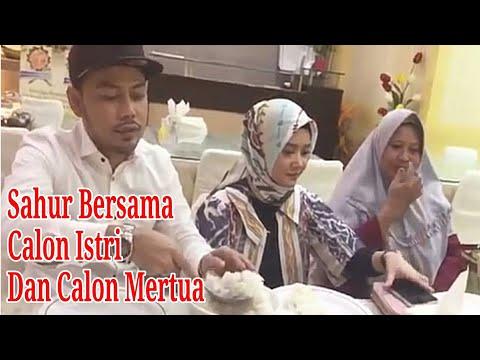 Fomal SahurRomanti$ Sama Calon Istri Dan Calon Ibu Mertua