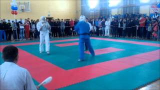 mixed Martial Arts KUDO final