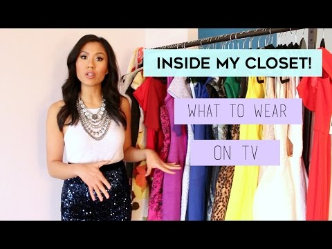 What To Wear On TV