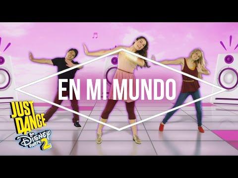 Just Dance Disney Party 2 – Violetta – En Mi Mundo - Official [US]