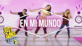 Just Dance Disney Party 2 – Violetta – En Mi Mundo - Official [US](En Mi Mundo from Violetta will be on Just Dance Disney Party 2. Just Dance and Disney are back together, bringing the greatest dance game for the whole ..., 2015-08-20T16:00:01.000Z)