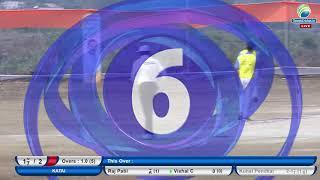 KRISHAN XI VS KATAI MATCH ||EKVEERA CHASHAK 2018 || DONEWADI DAY 3