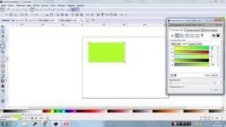 Урок 2. Векторний графічний редактор Inkscape: заливка та обводка контуру на xeol.com.ua