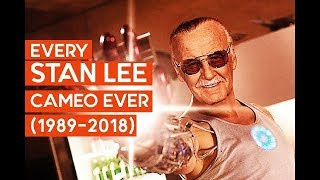 Every (52 appearances) Stan Lee Cameo Ever 1989-2018 (The Princess Diaries 2 and Venom included)