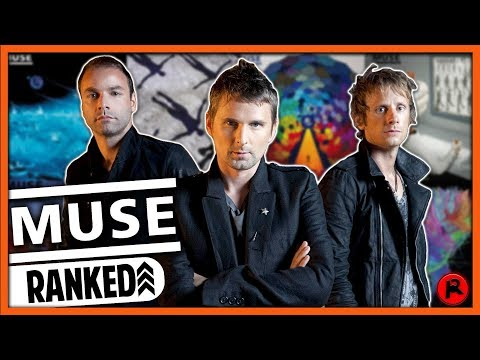Every Muse Album Ranked WORST To BEST