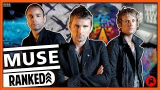 Every Muse Album Ranked WORST to BEST (1999-2015)