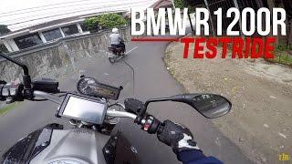 BMW R1200R TESTRIDE (bukan review) / Kecanduan Quickshifter!