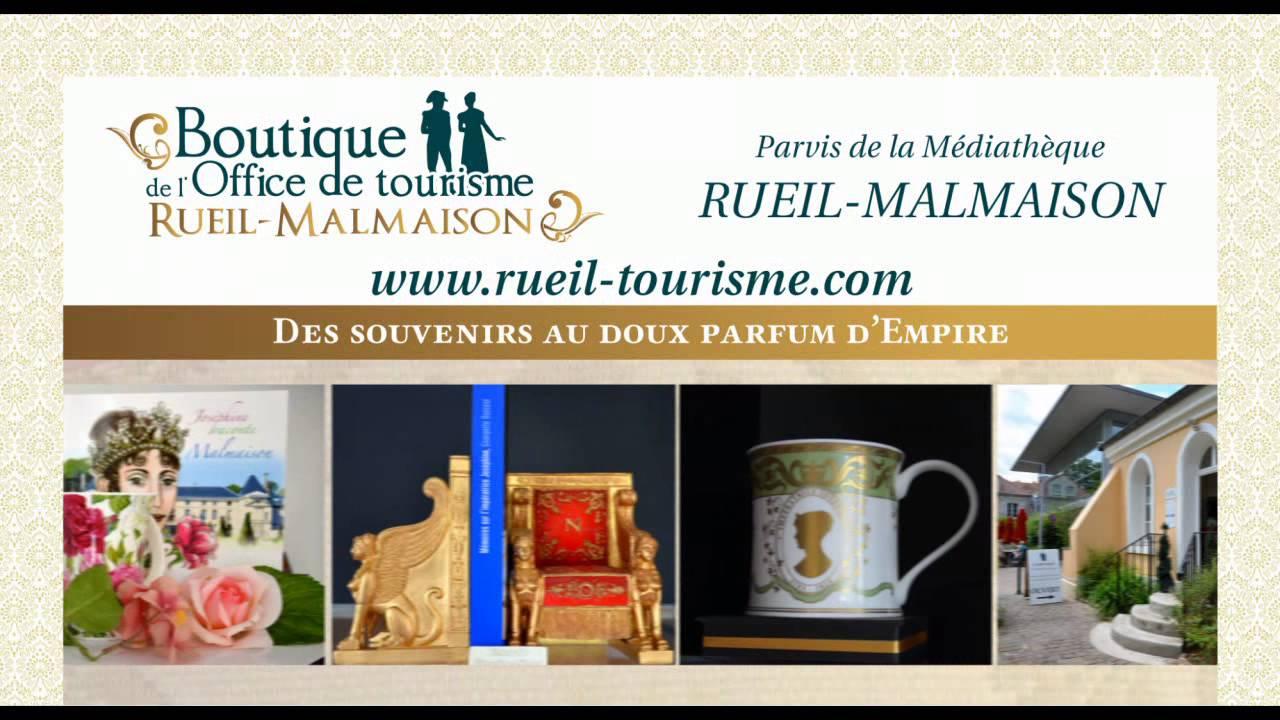 La boutique de l 39 office de tourisme de rueil malmaison - Office tourisme rueil malmaison ...