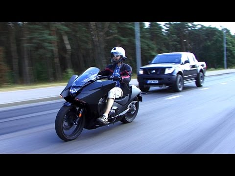 Bike Motors - Honda NM4 Vultus