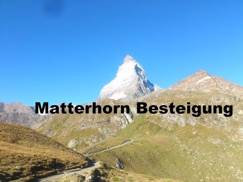 Matterhorn (4478m) Besteigung via Hörnligrat 08.09.16, Abenteuer  Berge, Remo Iller