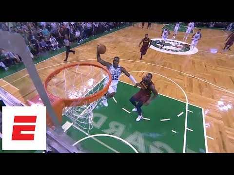 Highlights: Terry Rozier's big third quarter (14 pts) swings Game 2 for Celtics vs Cavaliers | ESPN