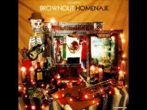 Brownout- The Sexican Break beat