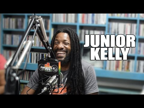 Junior Kelly talks 10th studio album & weighs in on reggae/dancehall album sales debate