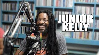 Junior Kelly talks 10th studio album & weighs in on reggae/dancehall album sales debate