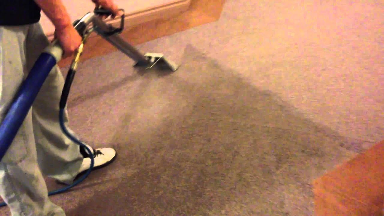 Commercial Carpet Cleaning - Edmonton, Alberta