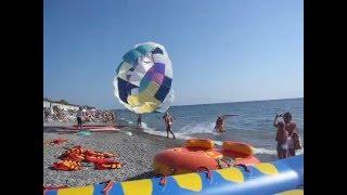 Отдых в Лоо частный сектор видео пляжа и набережной(Отдых на Черном море в Лоо недорого видео пляжа и набережной, номера в Лоо у моря не дорого без посредников..., 2016-01-23T15:54:17.000Z)