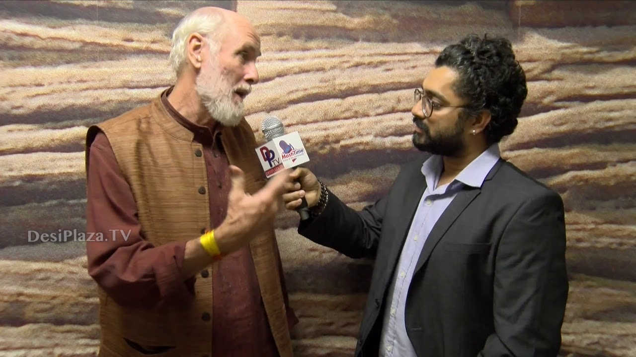 Media Byte / Interview with Dr. David Frawley at WAVES  Dallas, Texas - 2018.