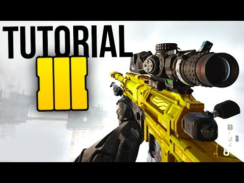 Black Ops 3: How to Make Bots SETUP in Private Match (COD BO3 Trickshot Tutorial)