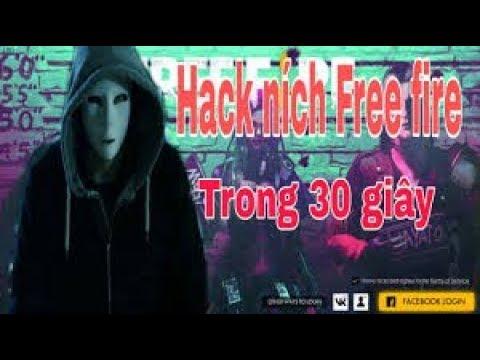 Free Fire | Hướng dẫn HACK nick Free Fire người khác, đơn giản| Free Fire