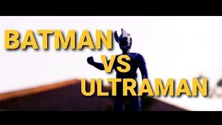 BATMAN VS ULTRAMAN Official Trailer