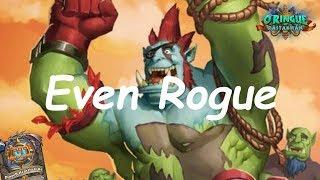 Hearthstone: Even Pirate Rogue #1: Rastakhan
