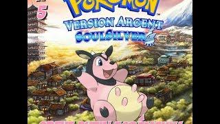 Pokémon Argent SoulSilver / #5 Une ecremeuh battu au bout 12h de galère!!!