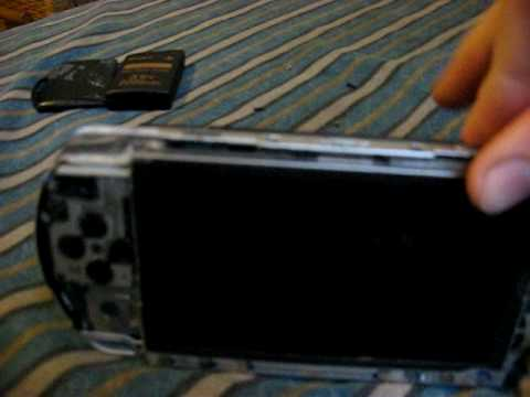 how to fix psp shoulder buttons