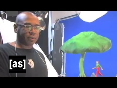 A Day In the Life At Robot Chicken  Robot Chicken  Adult Swim