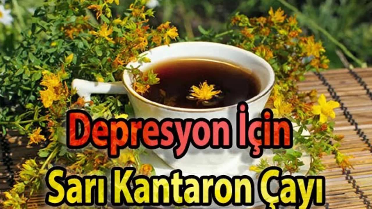 Depresyona iyi Gelen Bitkiler ve Bitki Çayları