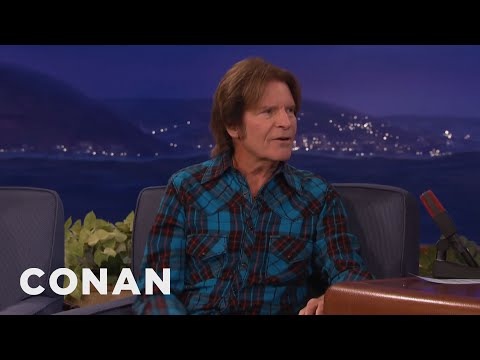 John Fogerty's Woodstock Memories  - CONAN on TBS