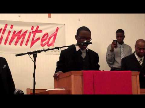16 Year Old Preacher from DETROIT! Rev. Alex Ambrose Trial Sermon