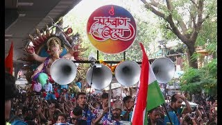 Video LALBAUG BEATS : Chinchpokli Cha Chintamani Aagman Sohala 2017 : Special Coverage download MP3, 3GP, MP4, WEBM, AVI, FLV November 2017