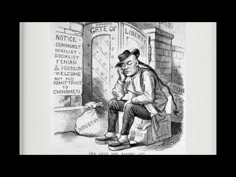 APUSH Review  Breaking Down The Chinese Exclusion Act Political Cartoon