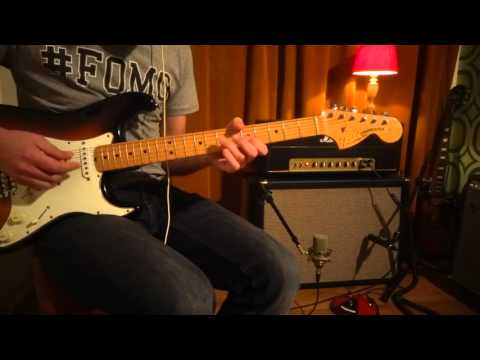 Bold As Love - The Jimi Hendrix Experience - Cover by Vibratory
