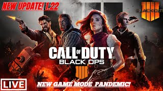 **NEW UPDATE 1.22* LIVE NOW * COD BO4 **-Operation Apocalypse Z -Call Of Duty Black Ops 4+Giveaway!