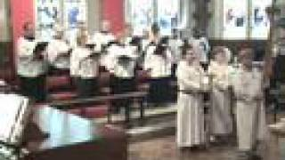 "Hymn - ""For the Beauty of the Earth""; Choir, Congregation, Pipe Organ"