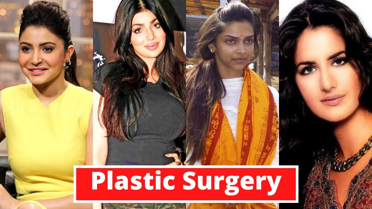 Top 12 Shocking Plastic Surgery Result Of Bollywood Actresses - Deepika Padukone, Rhea Chakraborty