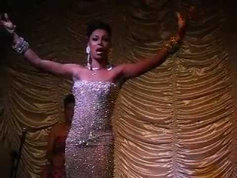 Isabelly D' Monaco - Terça Trans - Desfile Show Edson Fabricio - 28/08/12