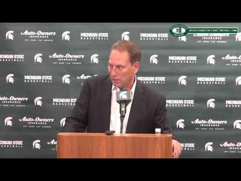 Michigan State Basketball Media Day 2017: Tom Izzo